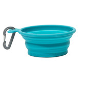 Messy Mutts Silicone Collapsible Dog Bowl