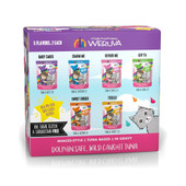 B.F.F. OMG! Rainbow A Gogo Variety Pack Canned Cat Food