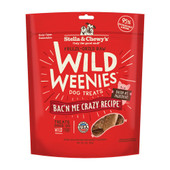 Stella & Chewy's Wild Weenies Bac'n Me Crazy Recipe Dog Treats