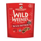 Stella & Chewy's Wild Weenies Bac'n Me Crazy Recipe Dog Treats