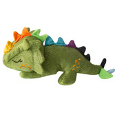 Snugarooz Drowsy The Dragon Plush Dog Toy