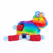ZippyPaws Zippy Burrow Piñata Plush Puzzle Dog Toy