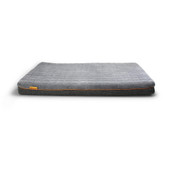 BeOneBreed Relaxation Dark Gray Dog Bed