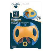 OurPets Feather Dome Interactive Cat Toy