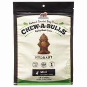 Redbarn Chew-A-Bulls Hydrant Dog Dental Chews