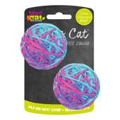 Mad Cat Yarn Ball Cat Toy