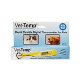 Vet-Temp Rapid Flexible Digital Rectal Pet Thermometer
