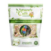 Nature's Cafe Parrott Buffet No Sunflower Bird Food