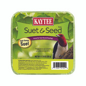 Kaytee Suet and Seed Wild Bird Food