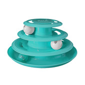 Doc & Phoebe's Forever Fun Treat Track Cat Toy