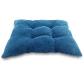 Pure Comfort Pillow Blue Dog Crate Mat