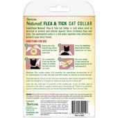 TropiClean Natural Flea & Tick Cat Collar - Back