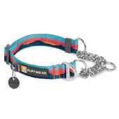 RuffWear Sunset Chain Reaction Martingale Dog Collar - Front