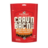 Stella & Chewy's Crav'n Bac'n Bites Bacon & Beef Recipe Dog Treats - Front