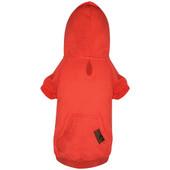 Snuggleton Red Dog Hoodie - Front