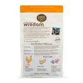 Dr. Bob Goldstein's Wisdom Chicken Recipe Air-Dried Dog Food - Back