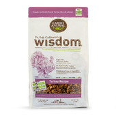 Dr. Bob Goldstein's Wisdom Turkey Recipe Air-Dried Dog Food - Front