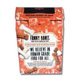 Wet Noses Funny Bones Halloween Dog Biscuits - Back