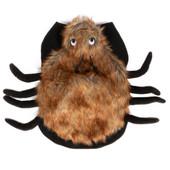 SimplyDog Halloween Spider Dog Costume - Front