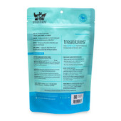 Treatibles Ease Full Spectrum Hemp Oil Hard Chews for Large Dogs - Back