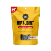 Bixbi Hip & Joint Beef Liver Jerky Recipe Dog Treats