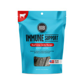 Bixbi Immune Support Beef Liver Jerky Dog Treats