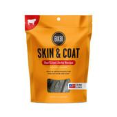Bixbi Skin & Coat Beef Liver Jerky Treats for Dogs