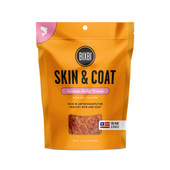 Bixbi Skin & Coat Salmon Jerky Treats for Dogs