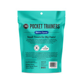 Bixbi Pocket Trainers Bacon Flavor Dog Training Treats - Back