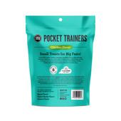Bixbi Pocket Trainers Chicken Flavor Dog Training Treats - Back