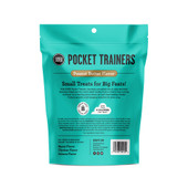 Bixbi Pocket Trainers Peanut Butter Flavor Dog Training Treats - Back