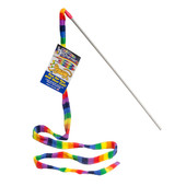 Cat Dancer Rainbow Cat Charmer Cat Toy