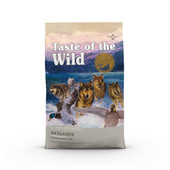 Taste of the Wild Wetlands Canine Recipe Dry Dog Food  - Front