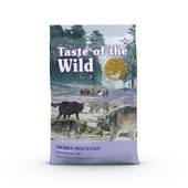 Taste of the Wild Sierra Mountain Canine Recipe Dry Dog Food - Front