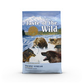 Taste of the Wild Pacific Stream Canine Recipe Dry Dog Food - Front