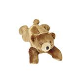 Fluff & Tuff Sadie Bear Plush Dog Toy