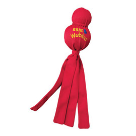 Kong Wubba Classic Dog Toy, Assorted - Red