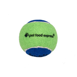 Pet Food Express SqueakAir Tennis Ball
