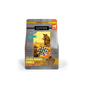 Lotus Senior Small Bites Oven-Baked Chicken Recipe Dry Dog Food