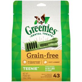 Greenies Grain Free Teenie Dental Dog Treats
