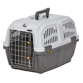 Midwest Skudo Plastic Pet Carrier