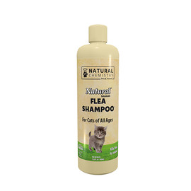 Natural Chemistry Flea & Tick Shampoo for Cats