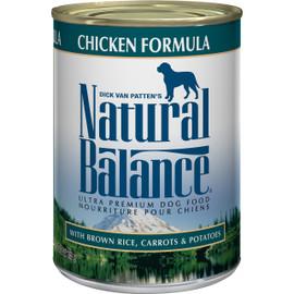Natural Balance Ultra Premium Chicken Formula Canned Dog Food