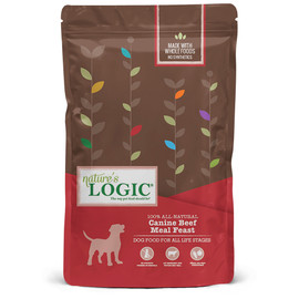 Nature's Logic Canine Beef Feast Dry Dog Food