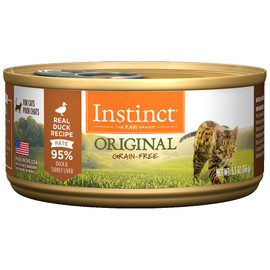 Instinct Original Real Duck Recipe Canned Cat Food