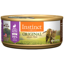 Instinct Original Real Rabbit Recipe Canned Cat Food