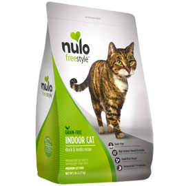 Nulo Freestyle Indoor Cat Duck & Lentils Recipe Dry Cat Food