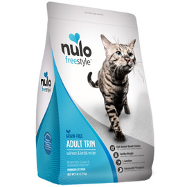 Nulo FreeStyle Adult Trim Salmon & Lentils Recipe Dry Cat Food