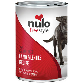 Nulo Freestyle Adult Lamb & Lentils Recipe Canned Dog Food