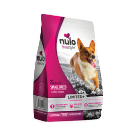 Nulo Freestyle Limited+ Small Breed Turkey Recipe Dry Dog Food